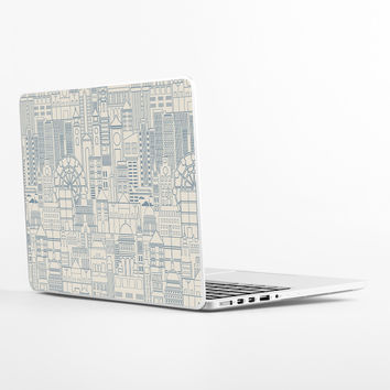London Town Laptop Skin