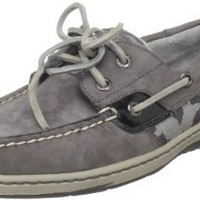 Sperry Bluefish Graphite Women's Casual Shoes (11, Gray)