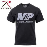 Distressed M&P Logo T-Shirt