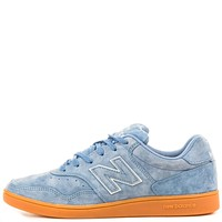 Men's 288 Suede Blue Aster with Gum Sneakers