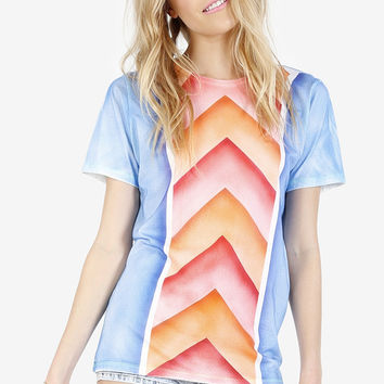 Arrows Graphic Tee by Mowgli Surf