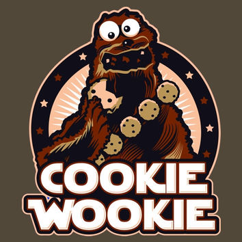Cookie Wookie Adult Tee Shirt