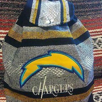 NFL  Chargers Mexican backpack handmade IndianIndian tote bag