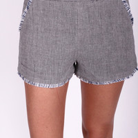 "Re-""Tweed"" Worthy Shorts"