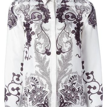 DCCKIN3 Versace Collection paisley style shirt