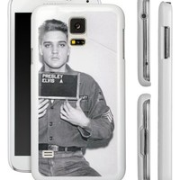 Young Elvis Presley Mug Shot Mugshot Samsung Galaxy S5 S4 S3 Phone Case Cover from Phone Fluff