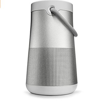 Bose SoundLink Revolve+ Portable & Long-Lasting Bluetooth 360 Speaker - Lux Gray
