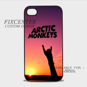 Arctic Monkeys Rock Hand - iPhone 4/4S Case