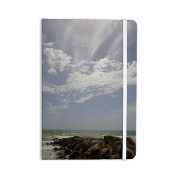 "Rosie Brown ""Clouds"" Coastal Photography Everything Notebook"