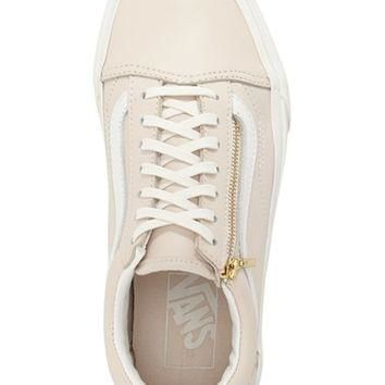 Vans 'Old Skool' Zip Sneaker (Women) | Nordstrom