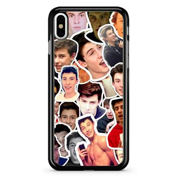 Shawn Mendes Collage 29 iPhone X Case