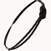 Knotted Rope Headband