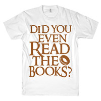 READ BOOKS TEE