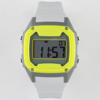 Freestyle Killer Shark Silicone Watch White/Yellow One Size For Men 22170798201