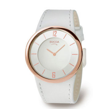 3161-02 Ladies Boccia Titanium Watch