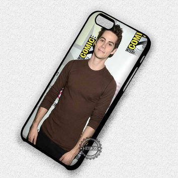 Dylan O'brien ComicCon - iPhone 7 6 Plus 5c 5s SE Cases & Covers