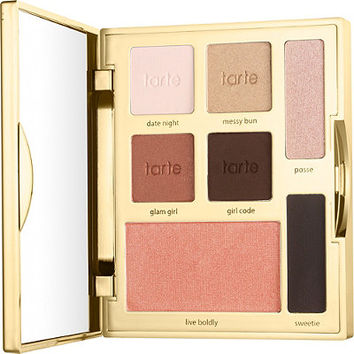Double Duty Beauty Happy Girls Shine Brighter Eye & Cheek Palette