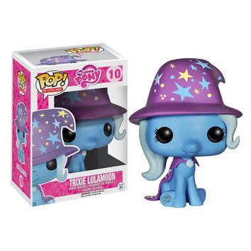 Funko POP! My Little Pony - Vinyl Figure - TRIXIE (Pre-Order ships January): BBToyStore.com - Toys, Plush, Trading Cards, Action Figures & Games online retail store shop sale