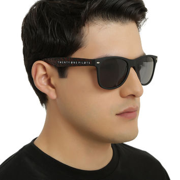 Twenty One Pilots Retro Sunglasses