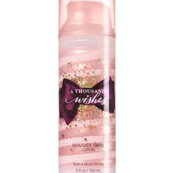 Shimmer Swirl Lotion A Thousand Wishes
