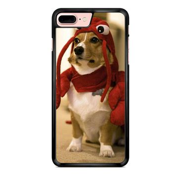 Lobster Corgi Doggo 1 iPhone 7 Plus Case