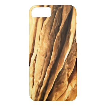 abstract textured paper design iPhone 7 case