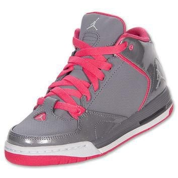 Girls' Grade School Jordan As You Go Basketball Shoes