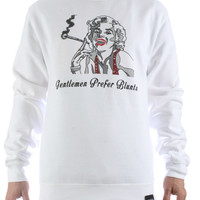 Gentlemen Prefer Blunts Sweatshirt