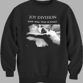 Joy Division Love Will Tear Us Apart Sweater for Mens Sweater and Womens Sweater ***