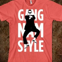 GANGNAM STYLE - These Shirts Are Seriously Serious