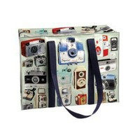 Cameras Shoulder Tote - Whimsical & Unique Gift Ideas for the Coolest Gift Givers