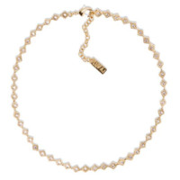 Diamond Kite Choker - Gold