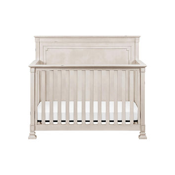 Franklin & Ben Nelson 4-in-1 Convertible Crib - Distressed White