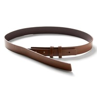 Banana Republic Hidden Closure Italian Leather Belt