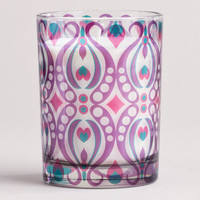 Passion Fruit Ikat Tumbler Candle | World Market