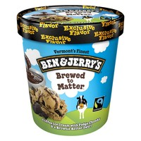 Ben & Jerry's Brewed to Matter™ Ice Cream 16 oz : Target