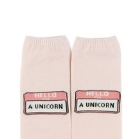 Im a Unicorn Ankle Socks