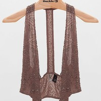 BKE Boutique Embellished Vest