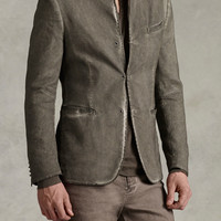 Notch Collar Jaket - Collection -> Apparel -> Jackets -> Sport Coats | John Varvatos