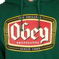 OBEY Original Lager Hooded Sweatshirt - Men's Hoodies/Sweatshirts | Buckle