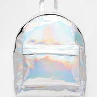 ASOS Hologram Backpack at asos.com
