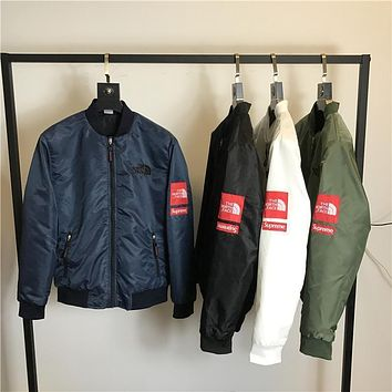 Supreme X The North Face Add Cotton Thick Outdoor Jacket M Xxl