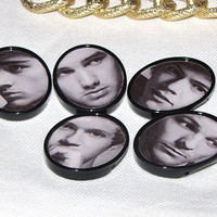 DiY - Handmade One Direction 1D Beads for making your own bracelet(s)