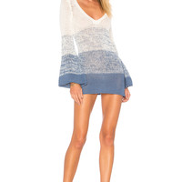 Tularosa Lucy Dress in Blue Ombre | REVOLVE