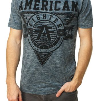 American Fighter Men's Charleston Pattern Graphic T-Shirt