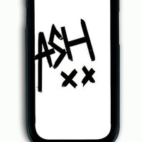 Samsung Galaxy S3 Case - Hard (PC) Cover with 5 Seconds of Summer 5SOS Ashton Plastic Case Design