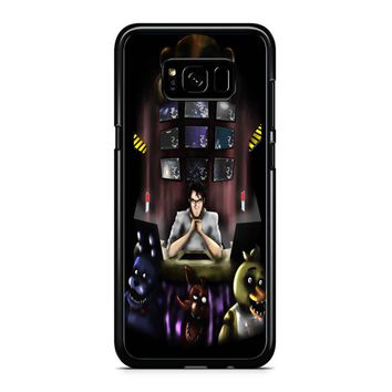 Five Nights At Freddy S 4 Wallpaper Samsung Galaxy S8 Plus Case