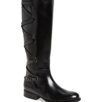 Frye Jordan Strappy Knee High Boot (Women) | Nordstrom