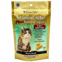 Naturvet Naturals Cranberry Relief Immune for Cats