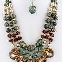 Vintage Aspen Necklace